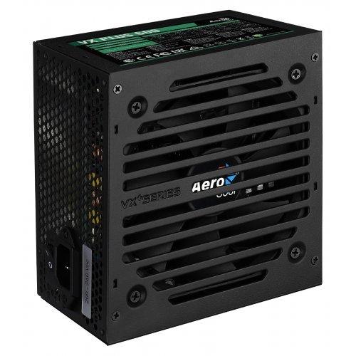 Захранващ блок AeroCool VX PLUS 600W, 12cm Fan  (снимка 1)