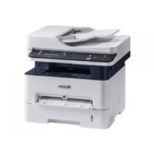 Принтер Xerox B205V NI, мултифунционален моно лазрен принтер, print/copy/scan, A4/Legal (media), up to 30 ppm (printing), 250 sheets in, USB 2.0/ RJ-45 LAN/ WiFi(n) (снимка 1)