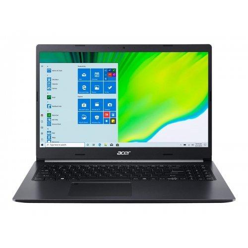 "Лаптоп Acer Aspire 5 A515-45G-R97P - Ryzen 3 5300U / 2.6 GHz - ESHELL - 8 GB RAM - 512 GB SSD - 15.6"" 1920 x 1080 (Full HD) - Radeon RX 640 - Bluetooth, Wi-Fi - charcoal black - kbd: US International/Bulgarian (снимка 1)"