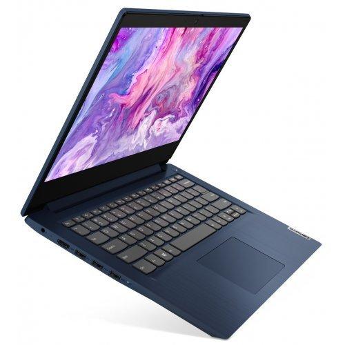 """Лаптоп Lenovo IdeaPad 3 14IGL05, син, 14.0"""" (35.56см.) 1920x1080 (FHD) без отблясъци TN, Процесор Intel Celeron N4020 (2x/2x), Видео Intel UHD Graphics 600, 4GB DDR4 RAM, 256GB SSD диск, без опт. у-во, FreeDOS ОС, Клавиатура- с БДС (снимка 1)"""