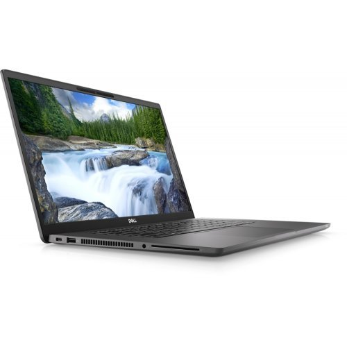 "Лаптоп Dell Latitude 7520, Intel Core i7-1165G7 (12M Cache, up to 4.7 GHz), 15.6"" FHD AntiGlare 250nits Touch Carbon Fiber, 16GB DDR4, 256GB SSD PCIe M.2, Intel Iris Xe, IR Cam and Mic, WiFi+ Bluetooth, Backlit Keyboard, Win 10 Pro (64bit), 3Y ProSpt (снимка 1)"