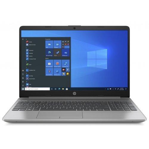 "Лаптоп HP 255 G8 - Ryzen 5 3500U / 2.1 GHz - Win 10 Home 64-bit - 8 GB RAM - 512 GB SSD NVMe - 15.6"" IPS 1920 x 1080 (Full HD) - Radeon Graphics - Bluetooth, Wi-Fi 6 - asteroid silver - kbd: International English (снимка 1)"