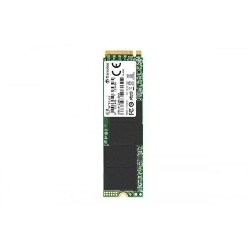 SSD Transcend 2TB, M.2 2280, PCIe Gen3x4, M-Key, 3D TLC, with Dram (снимка 1)