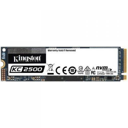 SSD Kingston 2000GB KC2500 M.2 2280 NVMe (снимка 1)