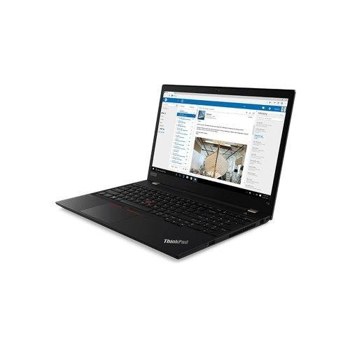 "Лаптоп Lenovo ThinkPad T15 G2 Intel Core i7-1165G7 (2.8GHZ up to 4.7GHz, 12MB), 16GB DDR4 3200MHz, 1TB SSD, 15.6"" FHD (1920x1080) IPS AG, Intel Iris Xe Graphics, WLAN, BT, 720p&IR Cam, Backlit KB, FPR, SCR, 3 cell, Win 10 Pro,  3Y (снимка 1)"