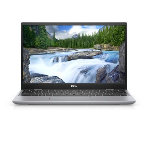"Лаптоп Dell Latitude 3320, сив, 13.3"" (33.78см.) 1920x1080 (Full HD) без отблясъци 60Hz IPS, Процесор Intel Core i5-1135G7 (4x/8x), Видео Intel Iris Xe Graphics, 8GB LPDDR4X RAM, 256GB SSD диск, без опт. у-во, Windows 10 Pro 64 English ОС, Клавиатура- светеща (снимка 1)"