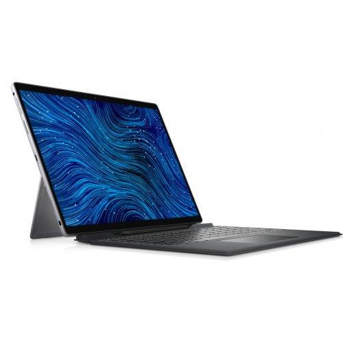 "Лаптоп Dell Latitude 7320 Detachable, Intel Core i7-1180G7 (8M Cache, up to 4.40 GHz, 13.3"" FHD+ (1920x1080) Touch, 16GB DDR4, 512GB SSD PCIe M.2, Intel Iris XE, 802.11ax, BT, Cam and Mic, Backlit KBD, Win 10 Pro, 3Y ProSupport (снимка 1)"