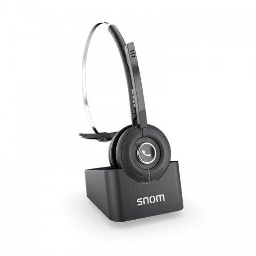 Колцентър слушалка Snom A190 Безжична DECT многоклетъчна слушалка (снимка 1)