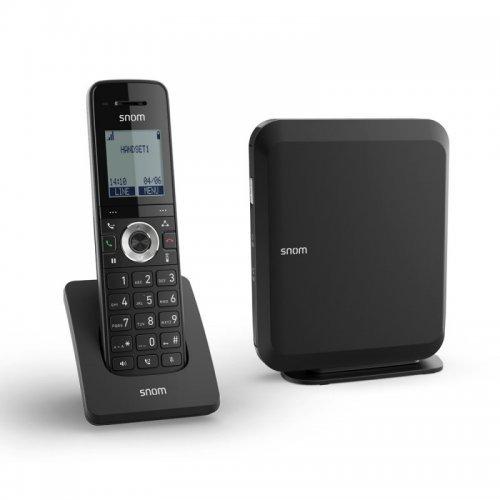 Snom M215 SC Базова станция + IP DECT телефон  (снимка 1)