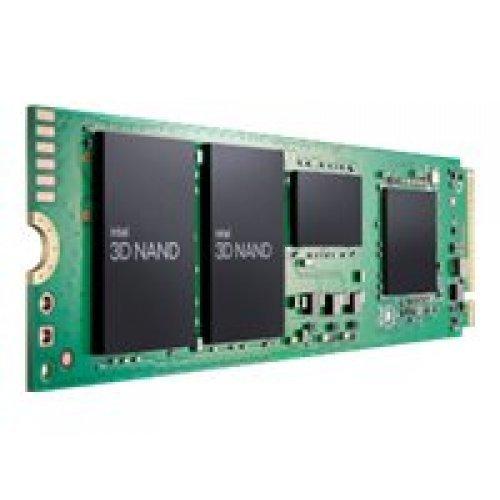 SSD INTEL 512GB SSD 670P M.2 80mm PCIe 3.0 x4 3D3 QLC Generic Single Pack (снимка 1)