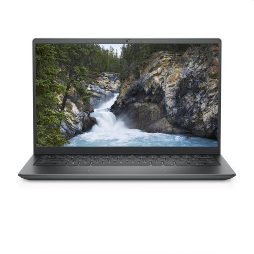 "Лаптоп Dell Vostro 5410, сив, 14.0"" (35.56см.) 1920x1080 (Full HD) без отблясъци 60Hz, Процесор Intel Core i5-11300H (4x/8x), Видео Intel Iris Xe Graphics, 8GB DDR4 RAM, 512GB SSD диск, без опт. у-во, Ubuntu Linux 20.04 ОС, Клавиатура- светеща (снимка 1)"