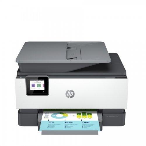 Принтер HP OfficeJet Pro 9012e AiO Printer (снимка 1)