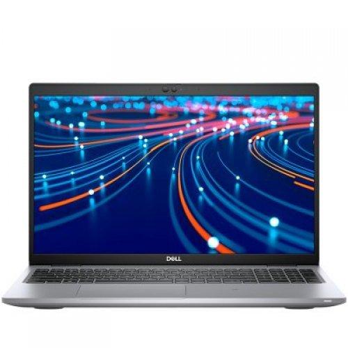 "Лаптоп Dell Latitude 5520, сив, 15.6"" (39.62см.) 1920x1080 (Full HD) без отблясъци 60Hz WVA, Процесор Intel Core i5-1135G7 (4x/8x), Видео Intel Iris Xe Graphics, 8GB DDR4 RAM, 256GB SSD диск, без опт. у-во, Linux Ubuntu ОС, Клавиатура- светеща (снимка 1)"
