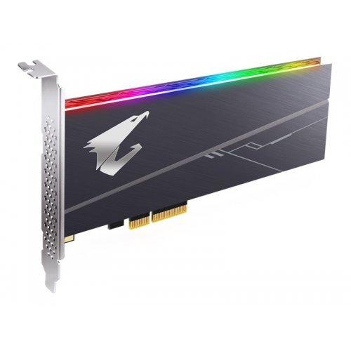 SSD GIGABYTE 512GB AORUS RGB AIC NVMe SSD (снимка 1)