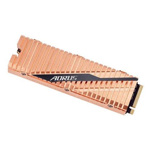 SSD GIGABYTE 1TB AORUS NVMe Gen4 SSD  (снимка 1)