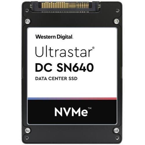 SSD Western Digital ULTRASTAR DC SN640 SFF-7 7MM 960GB PCIe TLC RI-0.8DW/D BICS4 ISE 0TS1927 (снимка 1)