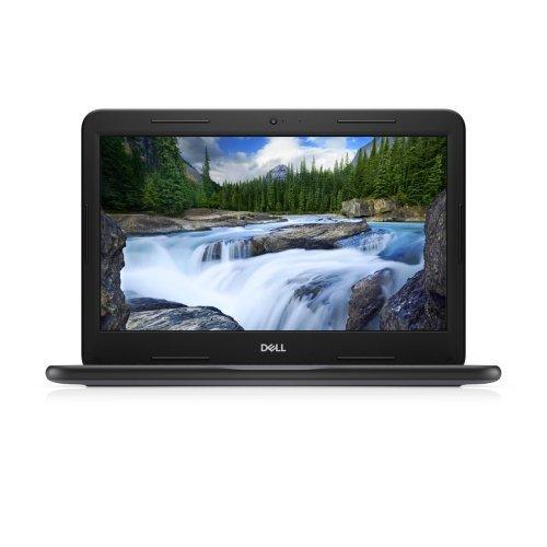 "Лаптоп Dell Latitude 3310, черен, 13.3"" (33.78см.) 1920x1080 (Full HD) без отблясъци 60Hz тъч, Процесор Intel Celeron Dual-Core 4205U, Видео Intel HD 610, 8GB DDR4 RAM, 128GB SSD диск, без опт. у-во, Windows 10 Pro 64 Education ОС (снимка 1)"
