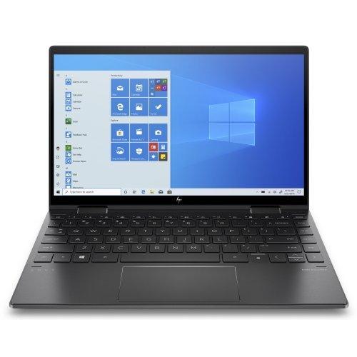 """Лаптоп HP Envy x360 13-ay0047nn, черен, 13.3"""" (33.78см.) 1920x1080 (Full HD) лъскав 60Hz IPS тъч, Процесор AMD Ryzen 7 4700U (8x/8x), Видео AMD Radeon Graphics, 16GB DDR4 RAM, 1TB SSD диск, без опт. у-во, Windows 10 ОС, Клавиатура- светеща (снимка 1)"""