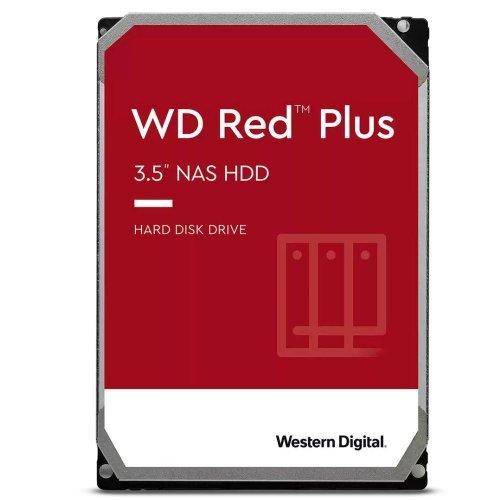 Твърд диск Western Digital 10TB Red Plus, 256MB Cache, SATA3 6Gb/s (снимка 1)
