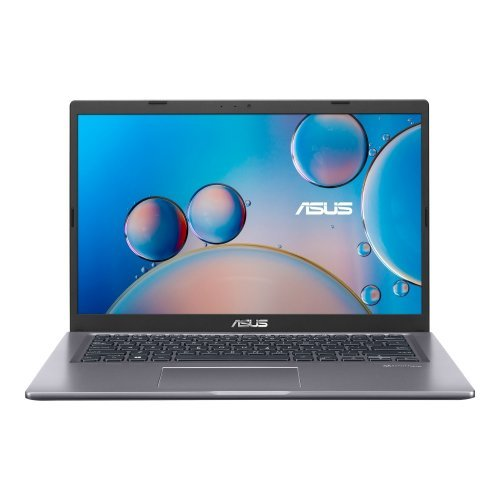 """Лаптоп Asus VivoBook 14 X415EA-EB511T, сив, 14.0"""" (35.56см.) 1920x1080 (Full HD) без отблясъци 60Hz IPS, Процесор Intel Core i5-1135G7 (4x/8x), Видео Intel UHD, 8GB DDR4 RAM, 512GB SSD диск, без опт. у-во, Windows 10 64 ОС (снимка 1)"""