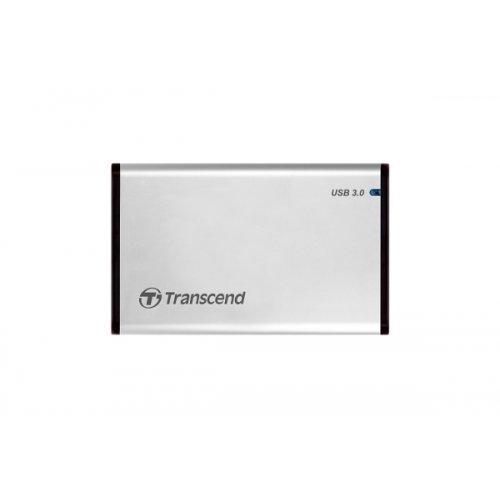 "Transcend StoreJet 25S3 TS0GSJ25S3, 2.5"" SATA to USB3.0 (снимка 1)"