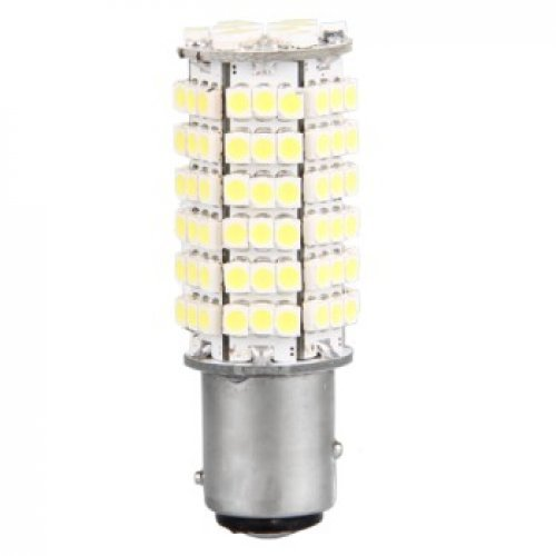 Авто крушка LED 1157 120 x 3528 SMD две светлини. Цена за брой (снимка 1)