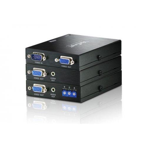 Aten VE170, VGA extender, VGA to UTP, up to 300m, 1920x1200 (снимка 1)
