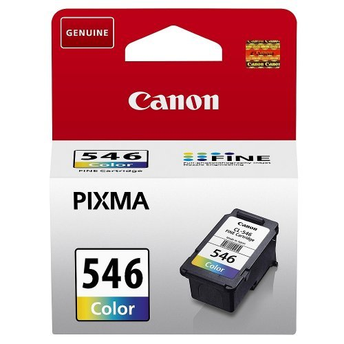 Canon CL-546, Мастилница за Canon PIXMA MG2450/MG2550, Цвят: Tri-color (Cyan, Magenta/Yellow) (снимка 1)