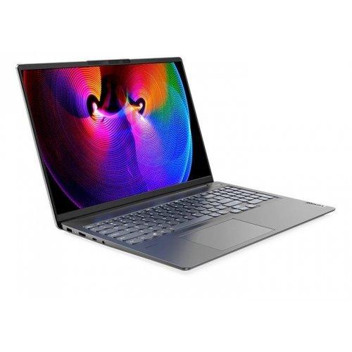 "Лаптоп Lenovo IdeaPad Creator 5 16ACH6, сив, 16.0"" (40.64см.) 2560x1600 (WQXGA) без отблясъци 60Hz IPS тъч, Процесор AMD Ryzen 9 5900HX (8x/16x), Видео nVidia GeForce RTX 3050/ 4GB GDDR6, 32GB DDR4 RAM, 1TB SSD диск, без опт. у-во, без ОС, Клавиатура- с БДС (снимка 1)"