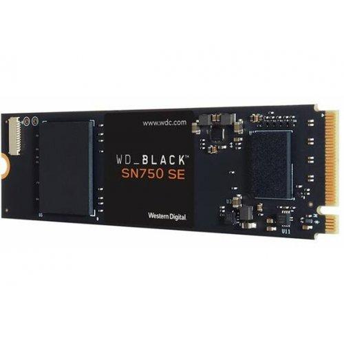 SSD Western Digital 500GB Black (M.2, PCIe Gen4) (снимка 1)