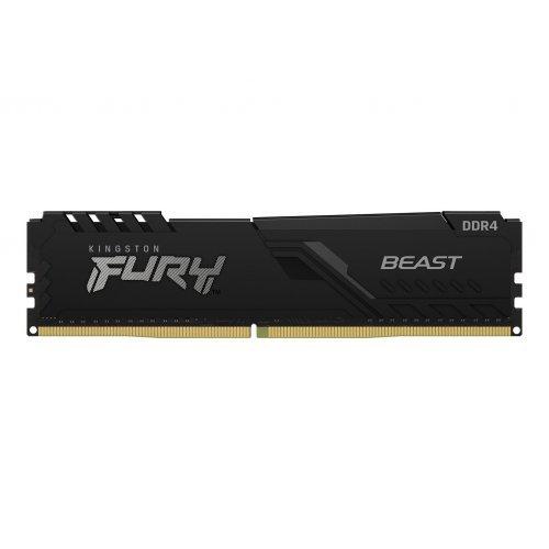 RAM памет DDR4 PC 32GB 3600MHz, Kingston FURY Beast, Black, CL18  (снимка 1)