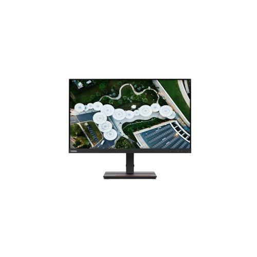 "Монитор Lenovo 23.8"" ThinkVision S24e-20  (снимка 1)"