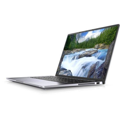 "Лаптоп Dell Latitude 9420, сребрист, 14.0"" (35.56см.) 1920x1200 (WUXGA) без отблясъци 60Hz, Процесор Intel Core i7-1185G7 (4x/8x), Видео интегрирано, 32GB LPDDR4X RAM, 512GB SSD диск, без опт. у-во, Windows 10 Pro 64 English ОС, Клавиатура- светеща (снимка 1)"