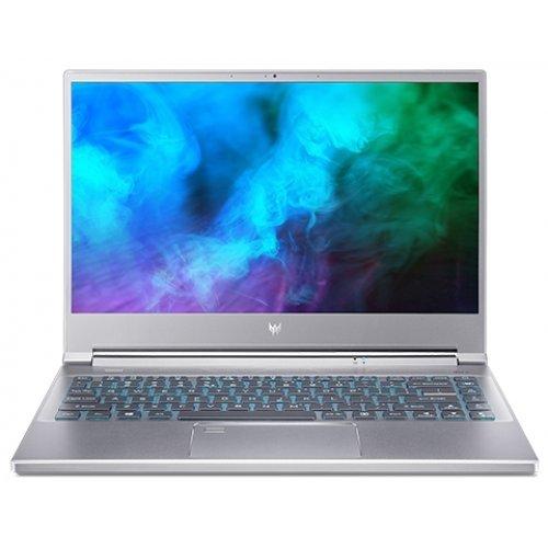 Лаптоп ACER NB PT314-51s-730H Intel Core i7-11370H 14inch FHD IPS 144Hz 16GB RAM 1024GB SED SSD NVIDIA GeForce RTX 3060 W10H Silver (BG) (снимка 1)