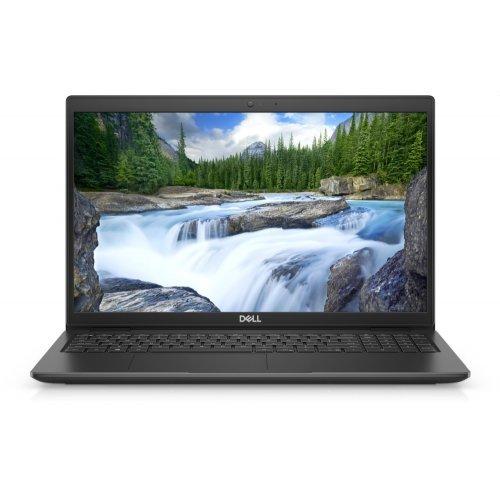 "Лаптоп Dell Latitude 3520, Intel Core i3-1115G4 (6M Cache, up to 4.1 GHz), 15.6"" FHD (1920x1080) AntiGlare 250nits, 8GB DDR4, 256GB SSD PCIe M.2, Integrated Video, Cam and Mic, WiFi+ BT, Backlit Keyboard, Ubuntu, 3Y Basic Onsite (снимка 1)"