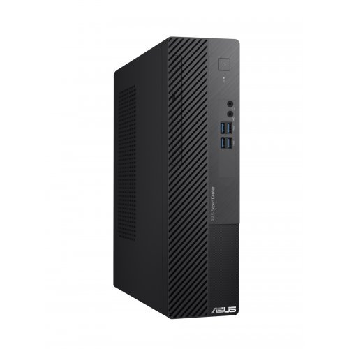 Настолен компютър Asus Asus ExpertCenter D7 SFF(9L) D700SAES-5104000070, Intel Core i5-10400 2.9 GHz(12M Cache, up to 4.3 GHz), 90PF0221-M13820, NO Os (снимка 1)