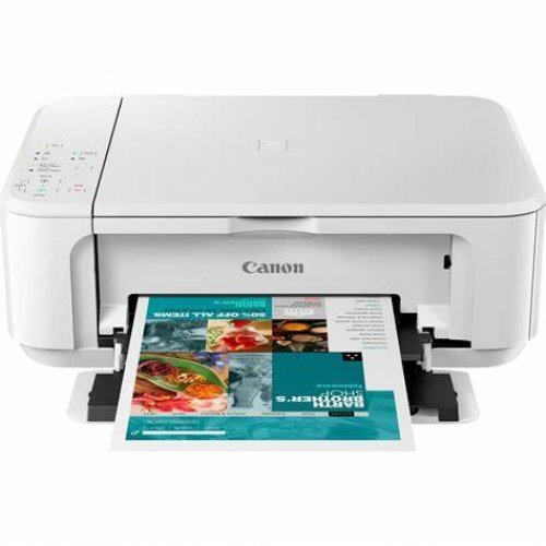Принтер CANON PIXMA MG-3650S White (снимка 1)