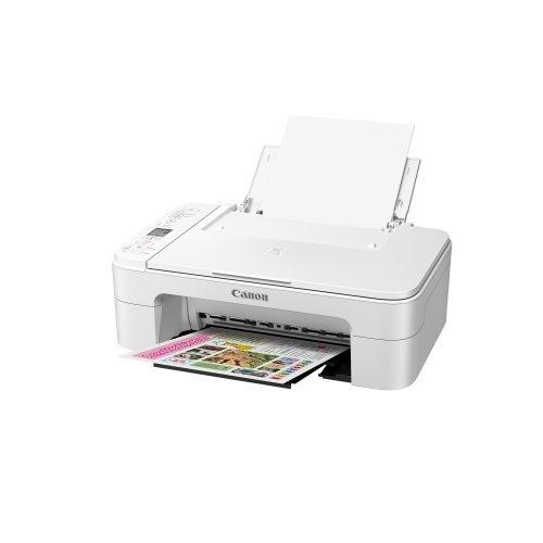 Принтер Canon PIXMA TS3151 All-In-One, White (снимка 1)