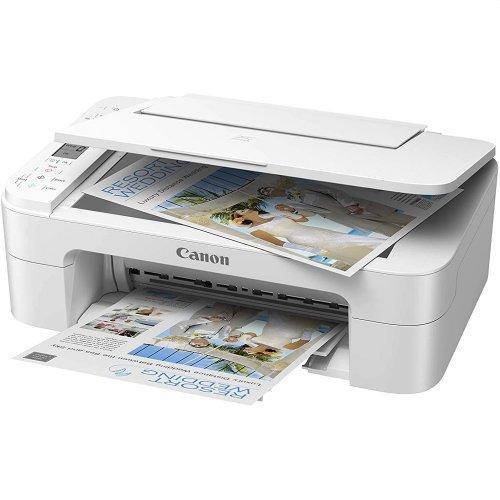 Принтер Canon PIXMA TS3351 All-In-One, White (снимка 1)