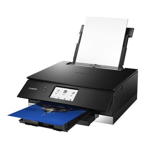 Принтер Canon PIXMA TS8350 All-In-One, Black (снимка 1)