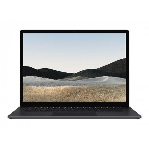 "Лаптоп Microsoft Surface Laptop 4 - Core i5 1135G7 - Win 10 Home 20H2 - 8 GB RAM - 512 GB SSD - 13.5"" touchscreen 2256 x 1504 - Iris Xe Graphics - Bluetooth, Wi-Fi 6 - matte black (снимка 1)"