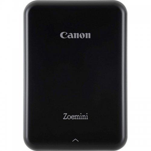 Принтер CANON Mini PHOTO Printer ZOEMINI PV123 Black (снимка 1)