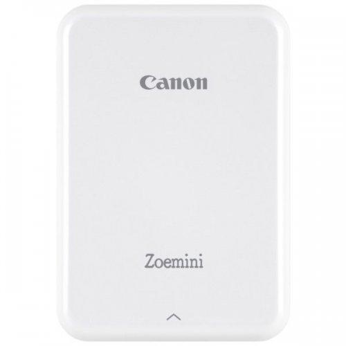 Принтер CANON Mini PHOTO Printer ZOEMINI PV123 White (снимка 1)