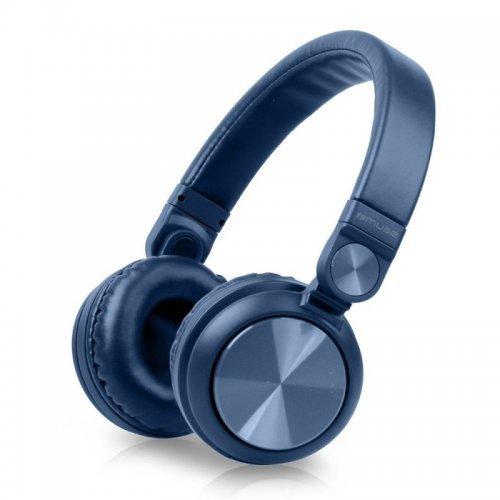 Слушалки MUSE M-276 Bluetooth Слушалки - черни (снимка 1)