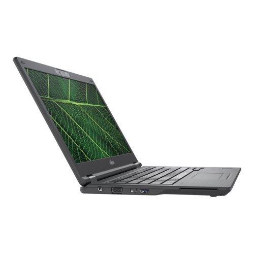 "Лаптоп Fujitsu LIFEBOOK E5411 - Core i5 1135G7 / 2.4 GHz - Win 10 Pro 64-bit - 8 GB RAM - 256 GB SSD NVMe - 14"" IPS 1920 x 1080 (Full HD) - Iris Xe Graphics - Wi-Fi 6, Bluetooth - kbd: US (снимка 1)"