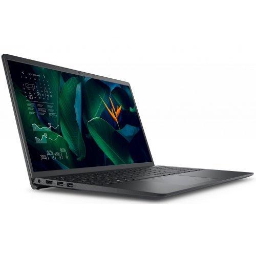 "Лаптоп Dell Vostro 3515, AMD Ryzen 7 3700U, 15.6"" FHD (1920 x 1080) Non-Touch, 8GB (1x8GB) DDR4 2400MHz, 512GB PCIe NVMe, Vega 10 Graphics, 802.11ac, BT, Ubuntu, 3Y Basic Onsite (снимка 1)"