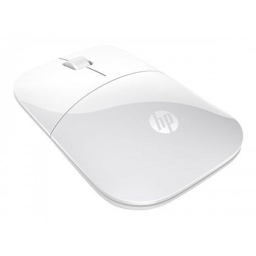 Мишка HP Z3700 White Wireless Mouse (снимка 1)