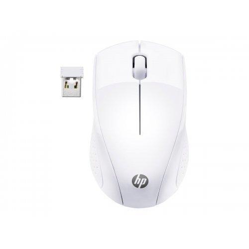 Мишка HP Wireless Mouse 220 Snow white (снимка 1)