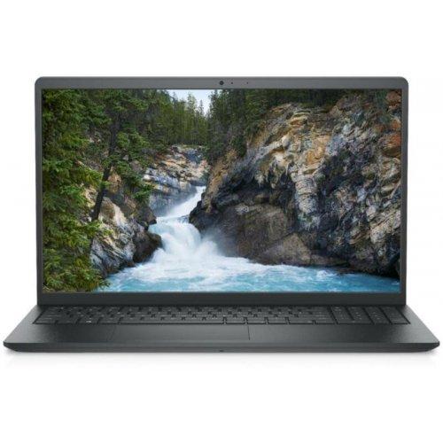 "Лаптоп Dell Vostro 15 3515, черен, 15.6"" (39.62см.) 1920x1080 (Full HD) без отблясъци 60Hz WVA, Процесор AMD Ryzen 5 3450U (4x/8x/8x), Видео AMD Radeon RX Vega 8, 8GB DDR4 RAM, 256GB SSD диск, без опт. у-во, Linux Ubuntu с графична среда ОС (снимка 1)"