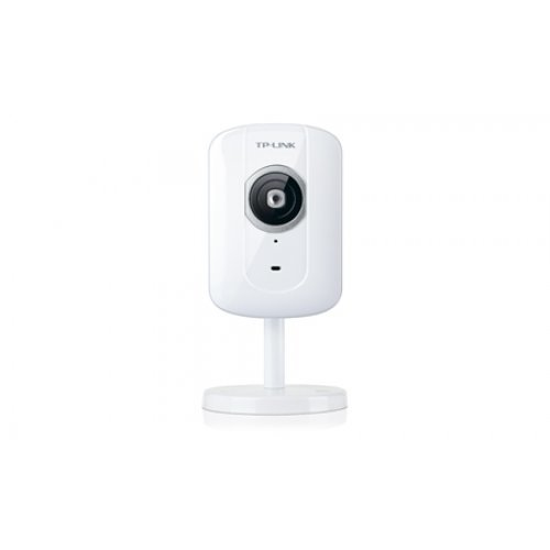 TP-Link TL-SC2020N, 150Mbps Wireless IP Surveillance Камера, 30fps at 640x480 Resolution, 1-way Audio, 16-ch. software (снимка 1)